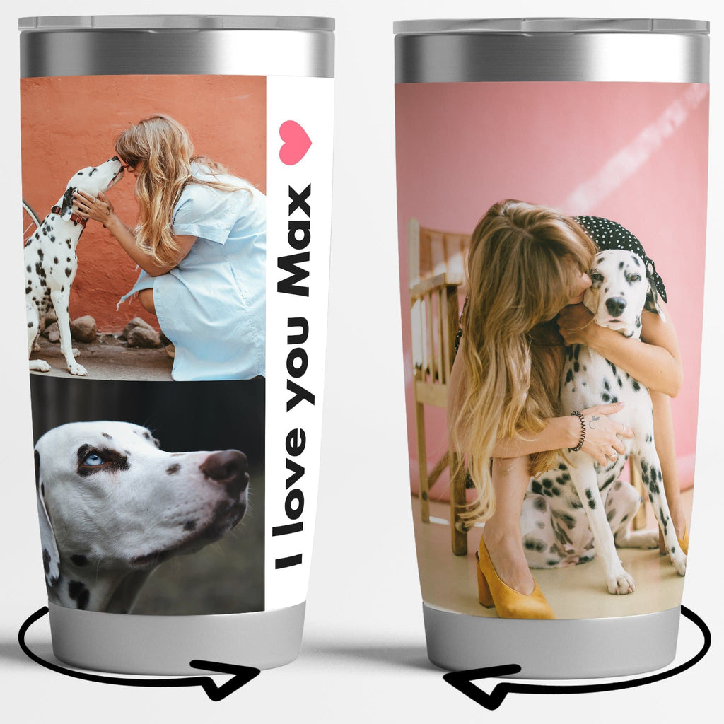 Personalized Pet Tumblers