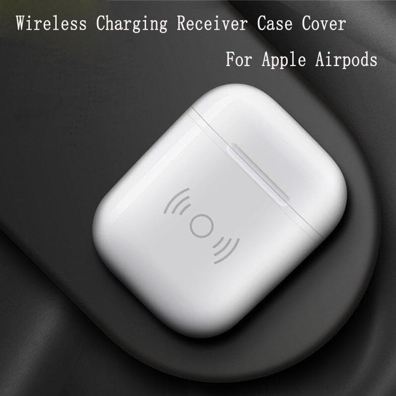 Qi Wireless Charger Receiver Charging Headset
