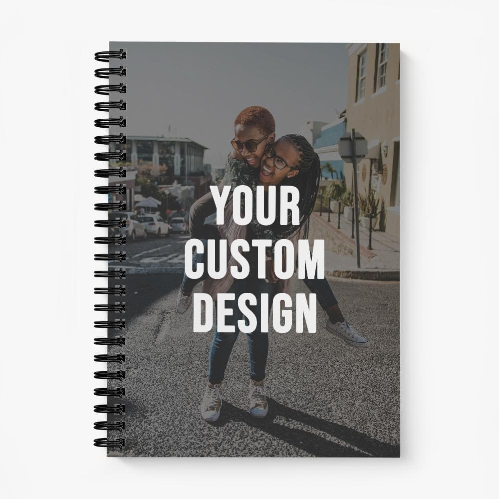 Custom Spiral Notebook (6