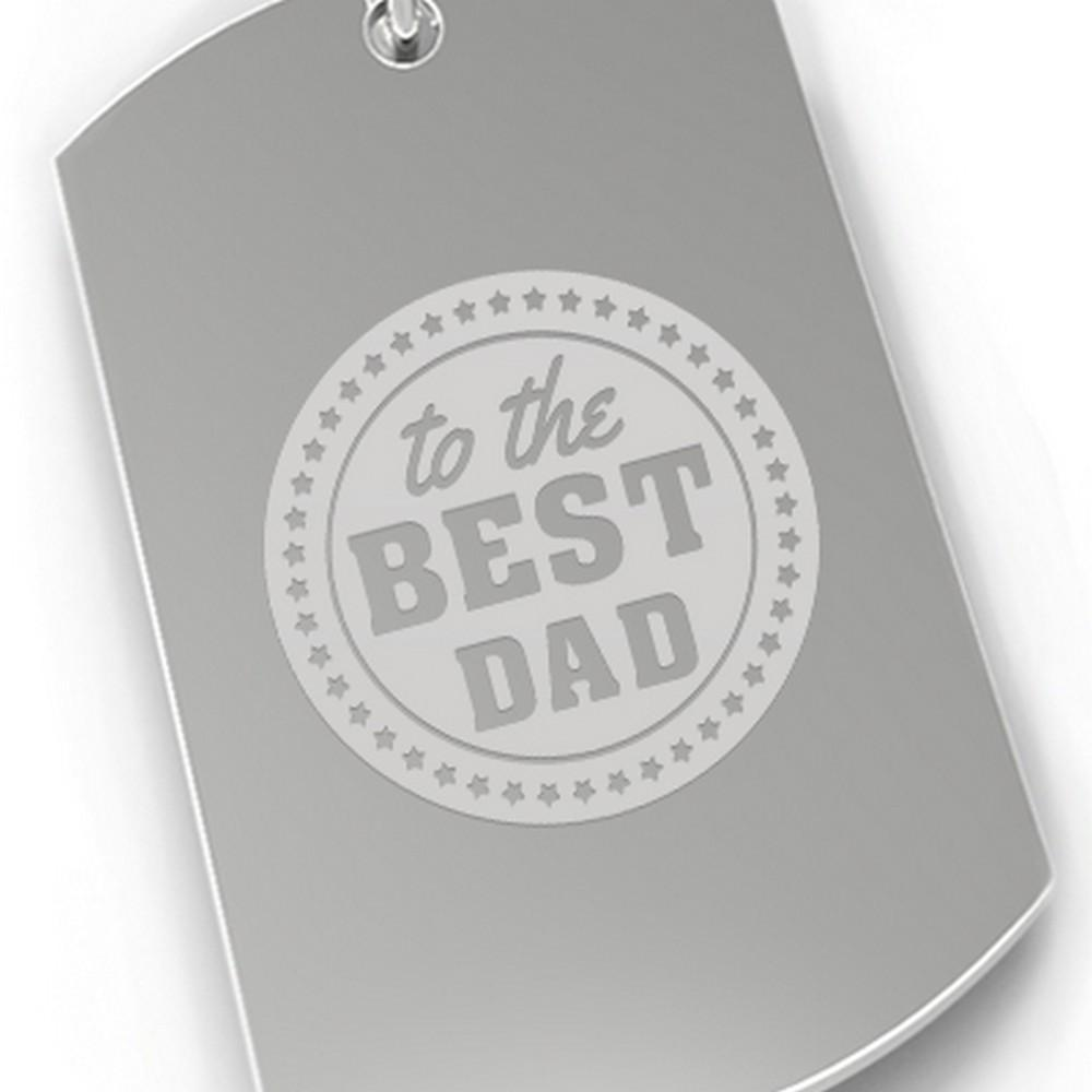 To The Best Dad Gift Car Key Ring Best Dad Gifts
