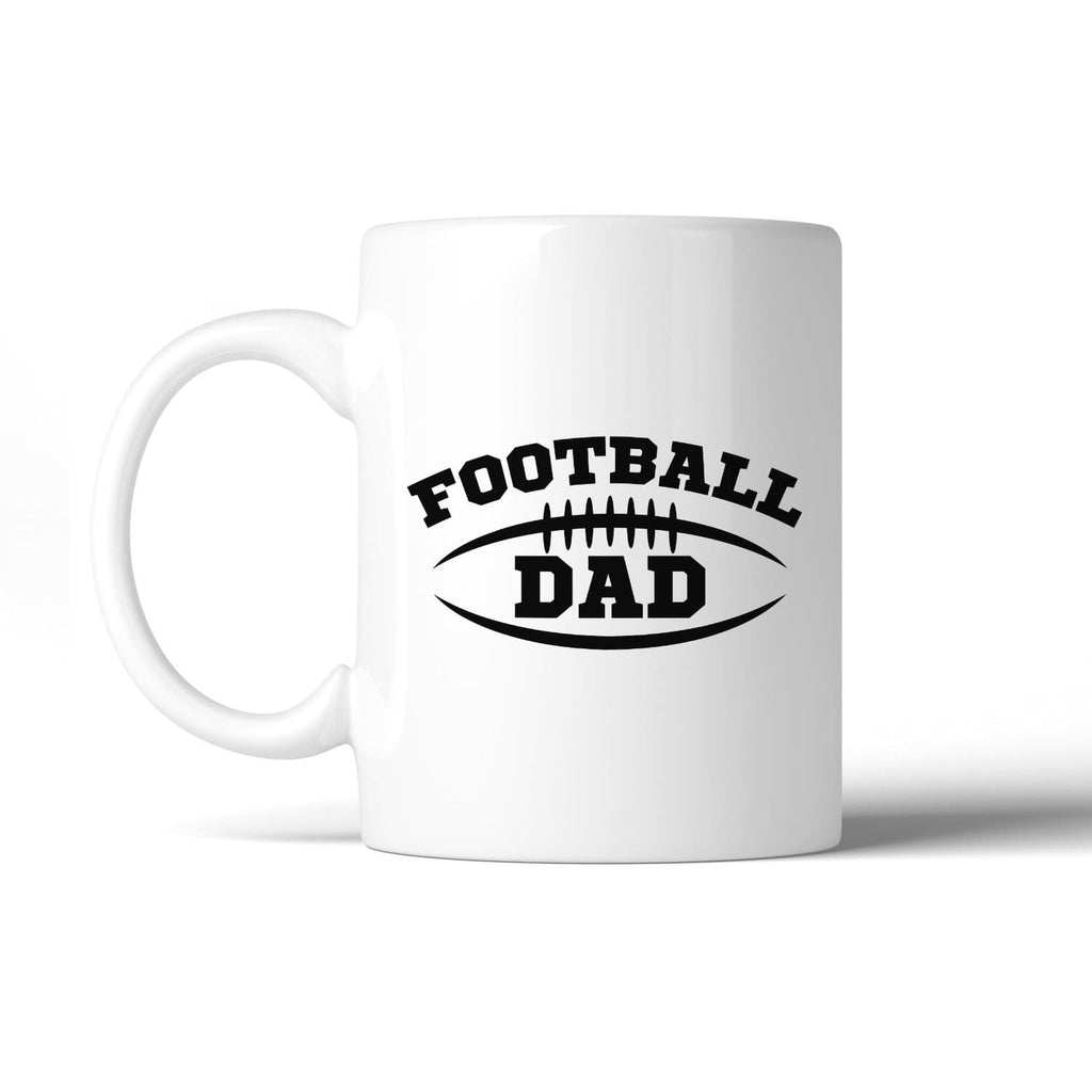 Football Dad 11oz Funny Fathers Day Gift Mug For