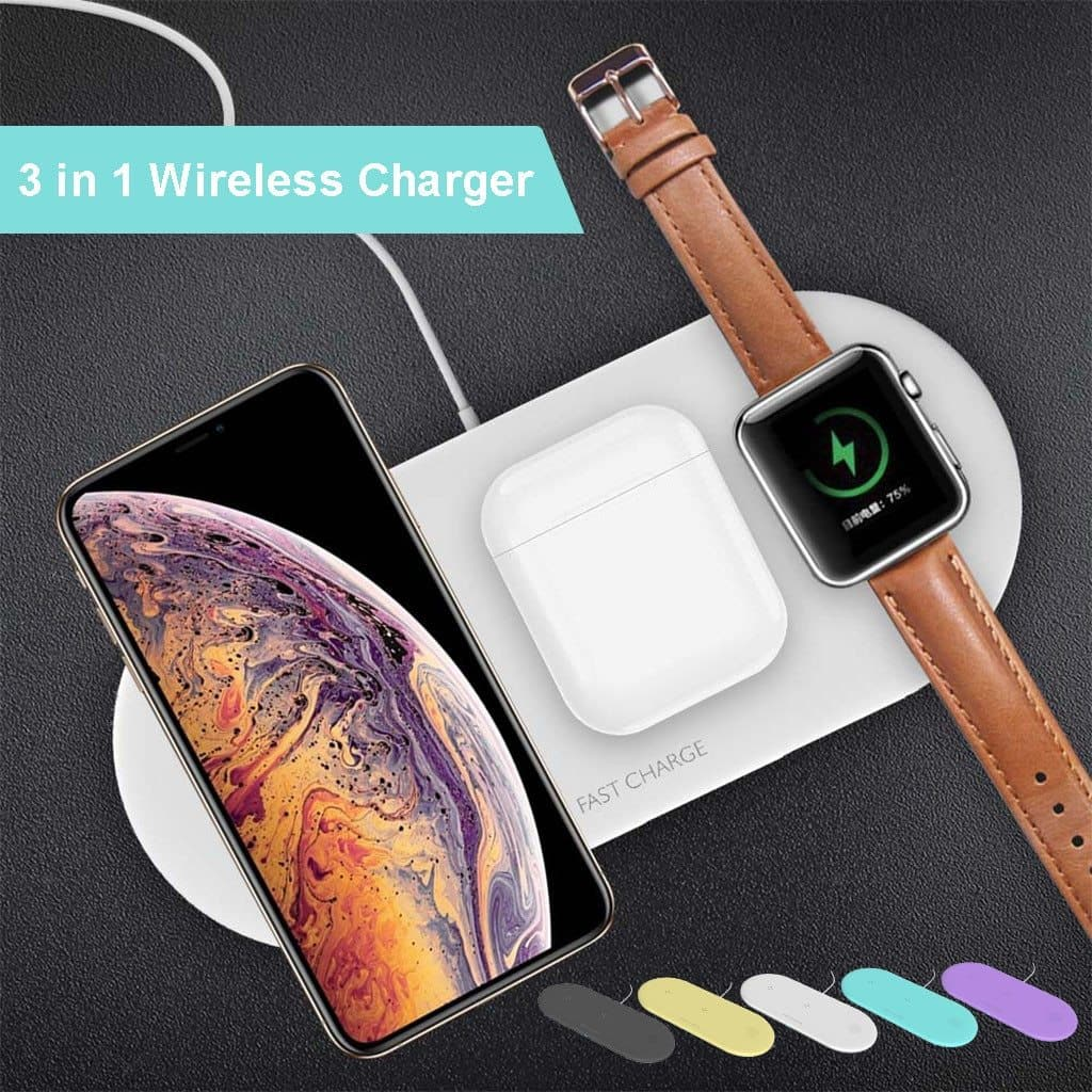 wearable devices Airpower Wireless Charger Pad