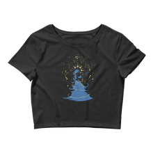 Load image into Gallery viewer, Bellydance for Life Crop Tee