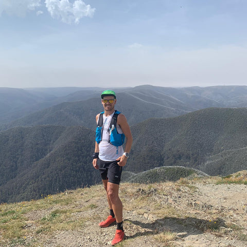 Benn on top in Vic Alps