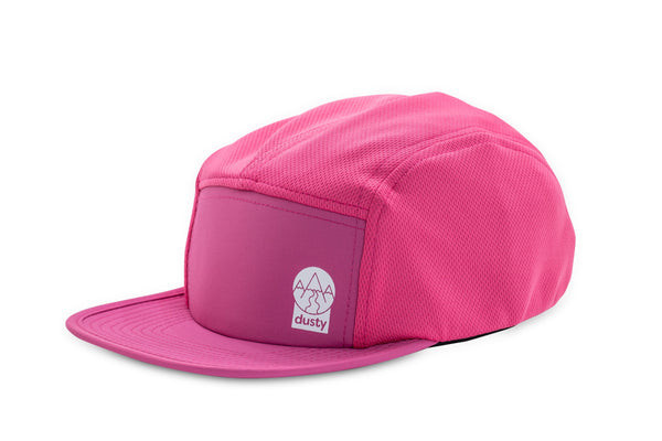Five Panel Tickled Pink
