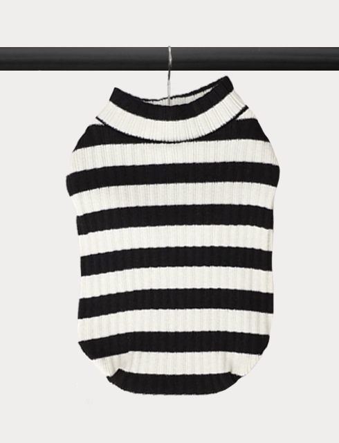 Andee Striped Sweater