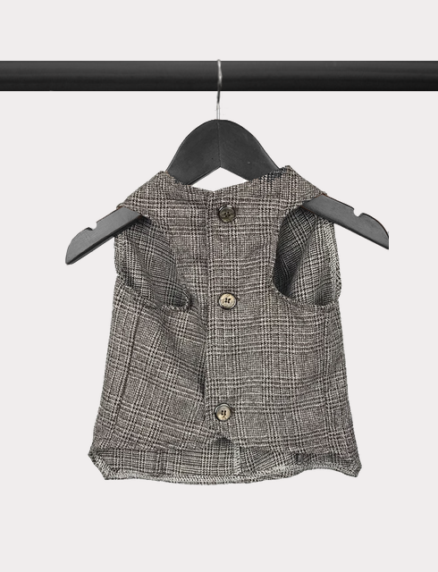 Need For Tweed Vest
