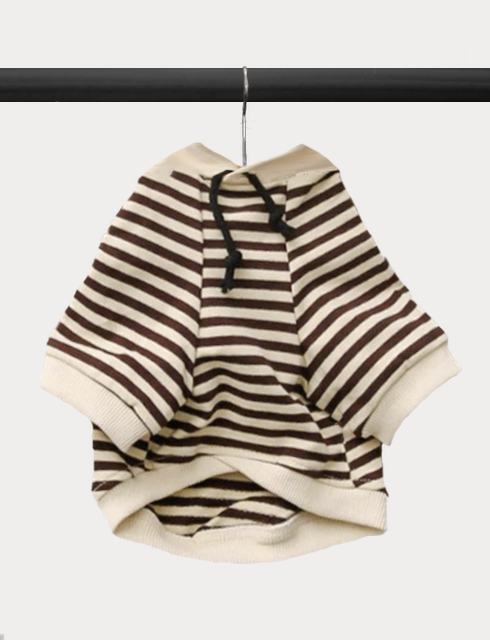Not Enough Stripes Hoodie