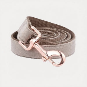 Sand Velvet Dog Leash - FURRY BETCH