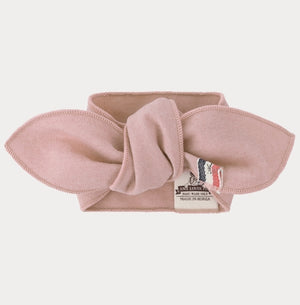Solid Pink Fashion Scarf