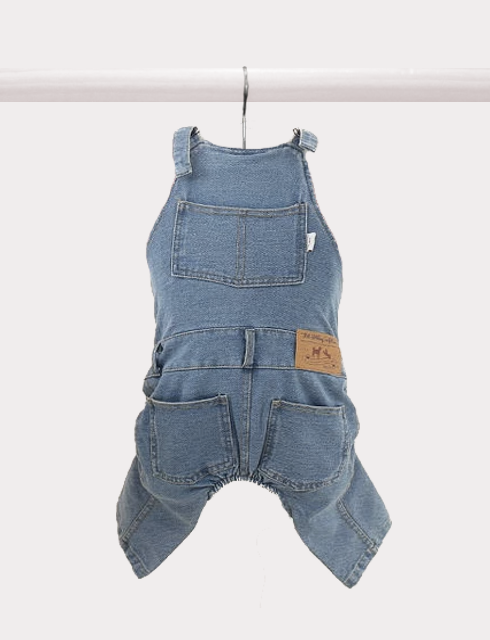 Summer Daze Dog Overalls - FURRY BETCH