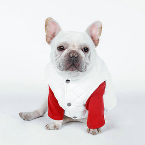 Diamond in the Ruff Dog Vest - FURRY BETCH