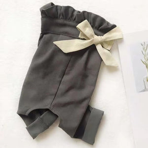 Bows & Frills Cotton Jumpsuit - FURRY BETCH