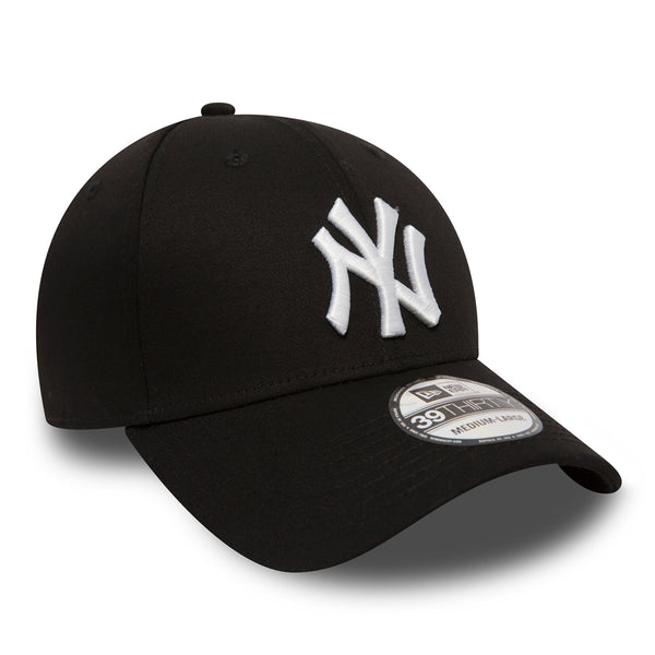 New Era Cap - NY Yankees Classic Black/White