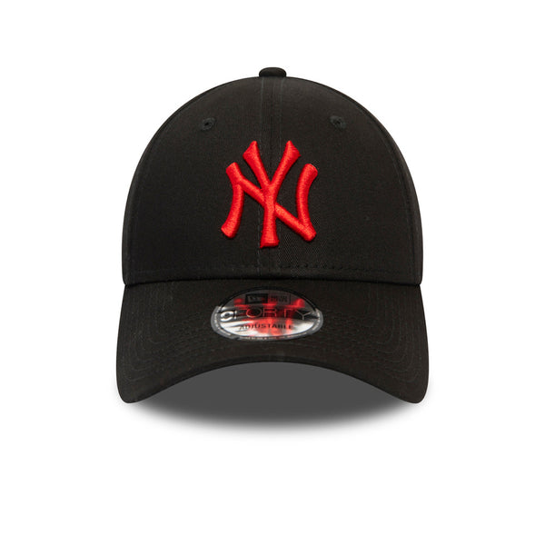 New Era Cap - 9FORTY NY Yankees Black/Red
