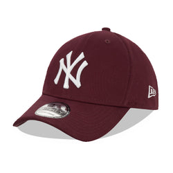 New Era Cap - 39THIRTY Essential NY Yankees Bordeaux