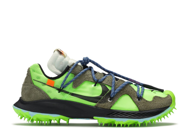 Nike - Zoom Terra Kiger 5 Off-White Green (W)