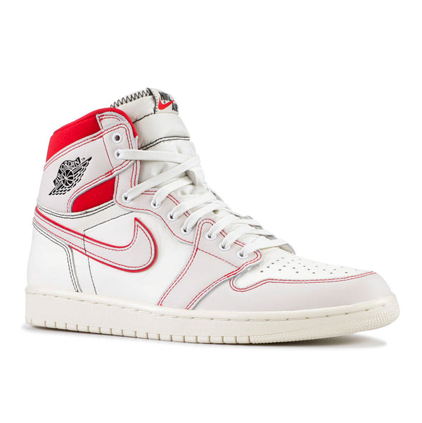 "Nike Air Jordan 1 Retro High ""Phantom Gym Red"""