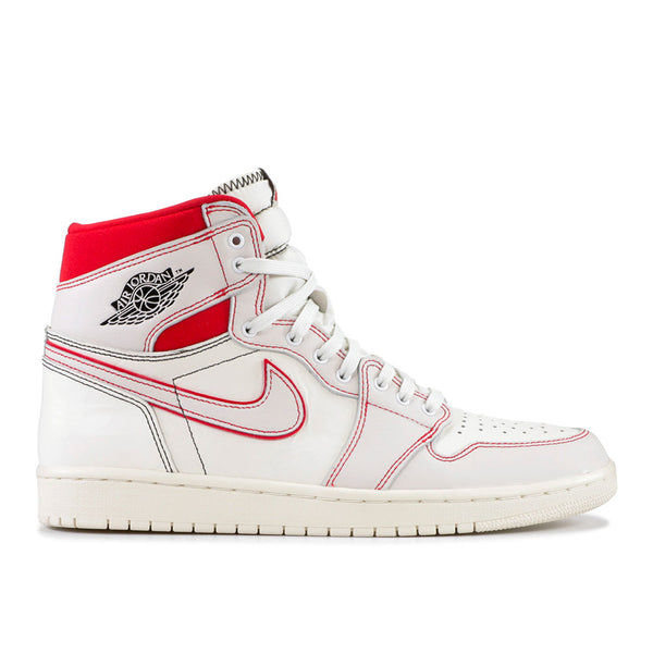 "Nike - Air Jordan 1 Retro High ""Phantom Gym Red"""