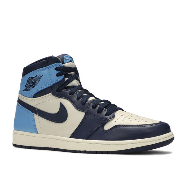 "Nike Air Jordan 1 Retro High ""Obsidian UNC"""