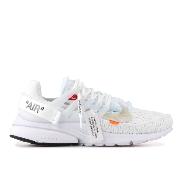 "Nike Air Presto ""OFF WHITE"" White"