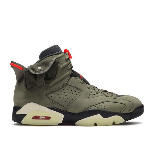 Nike Air Jordan 6 Travis Scott