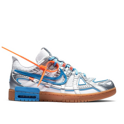 Nike - Air Rubber Dunk Off-White UNC