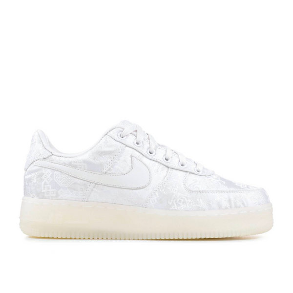 Air Force 1 Low Clot White