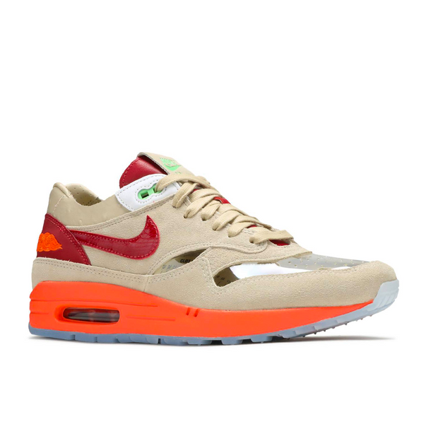 "Nike/CLOT - Air Max 1 ""Kiss Of Death"""
