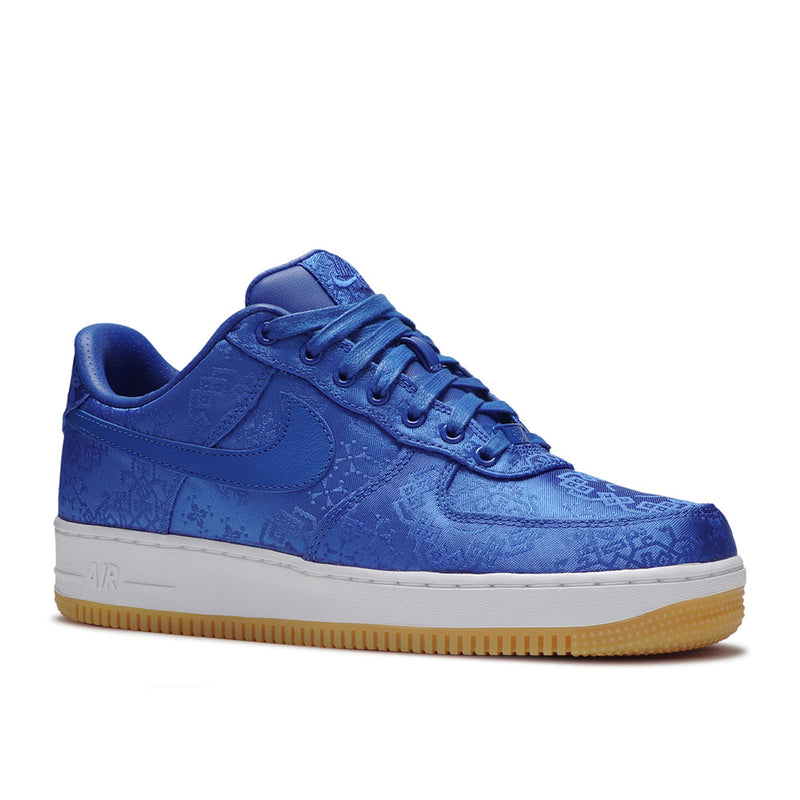 Nike - Air Force 1 Low Clot Blue Silk
