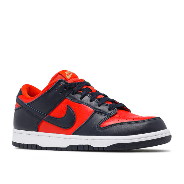 Nike - Dunk Low SP Champ Colors University Orange Marine