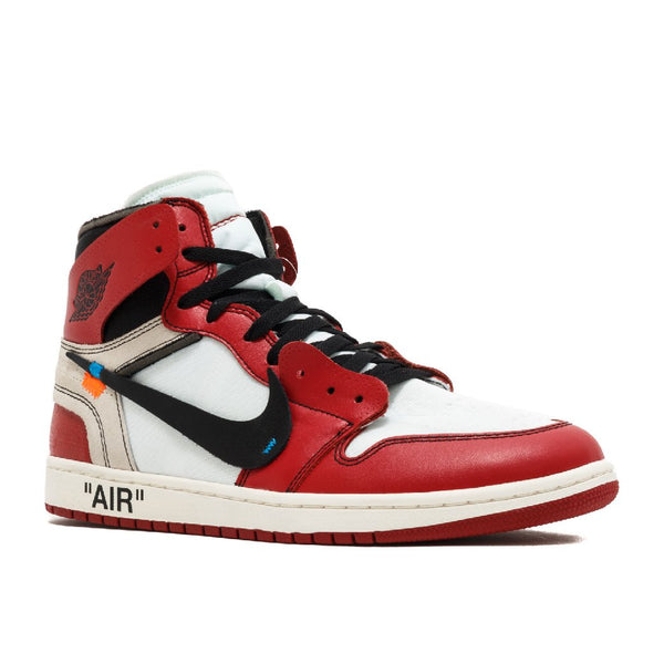 Nike - Air Jordan 1 Retro High Off-White Chicago