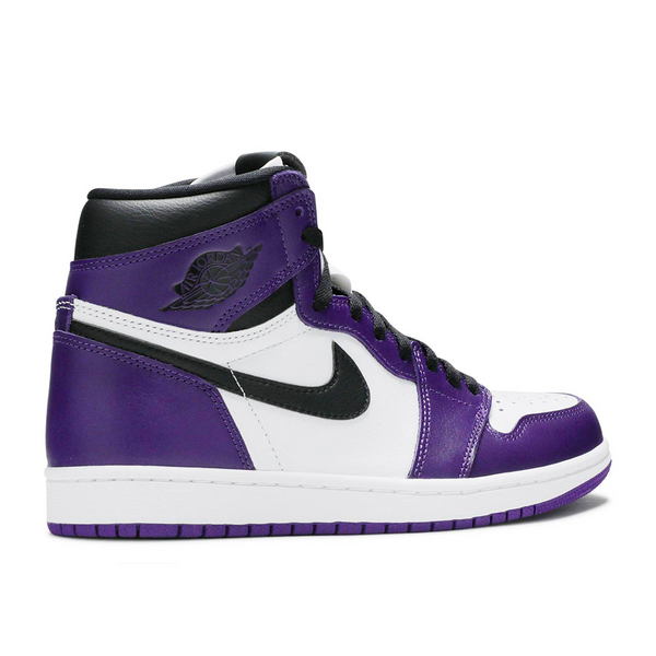 "Nike - Jordan 1 Retro High ""Court Purple White"" GS"
