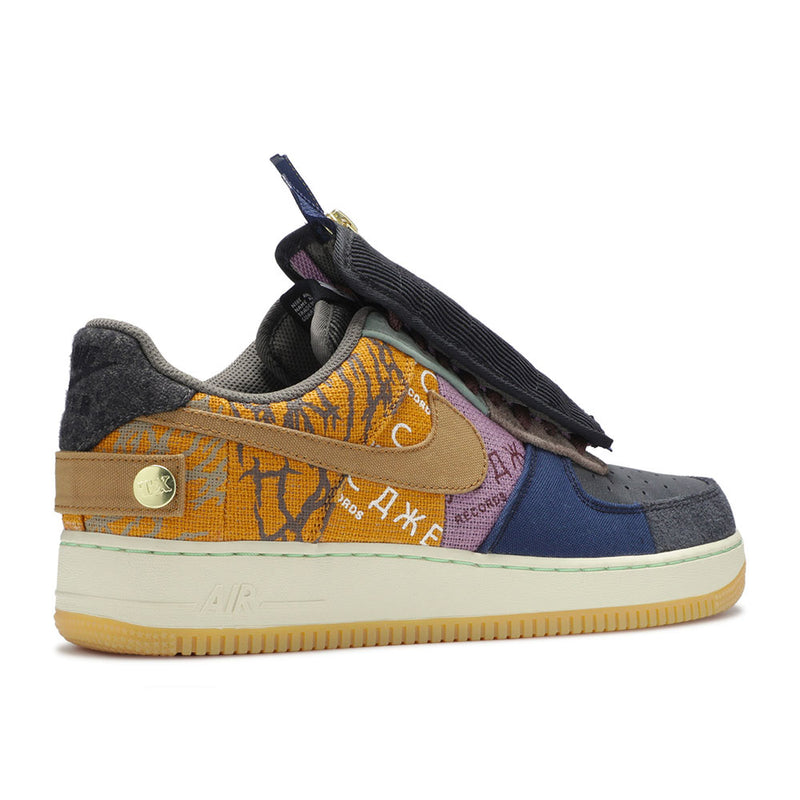 "Nike - Air Force 1 Low Travis Scott ""Fossil"""