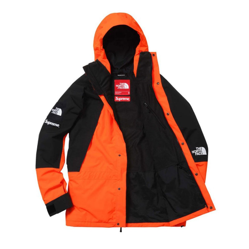 Supreme x The North Face Mountain Light Jacket