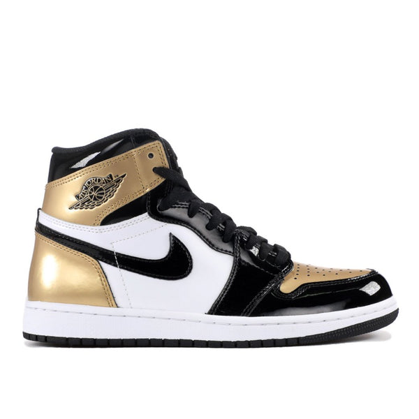 Nike Air Jordan 1 Retro High OG Top 3 Gold