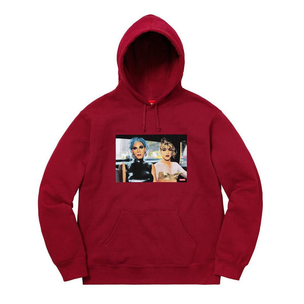 "Supreme/Nan Goldin - ""Misty and Jimmy"" Hoodie"