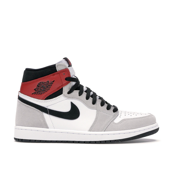 Nike - Jordan 1 Retro High Light Smoke Grey