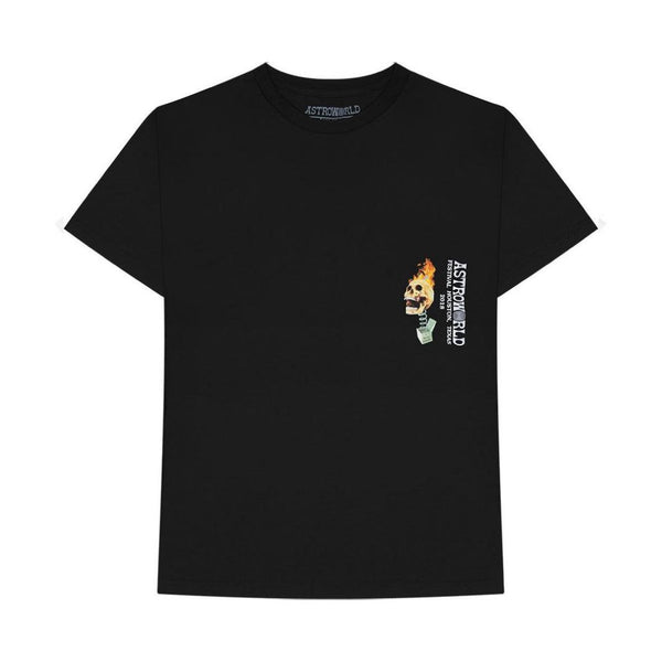 ASTROWORLD - Skull In The Box T-Shirt
