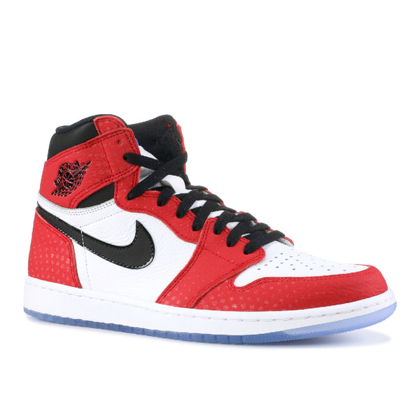 "Nike - Jordan 1 Retro High ""Spider-Man Origin Story"""
