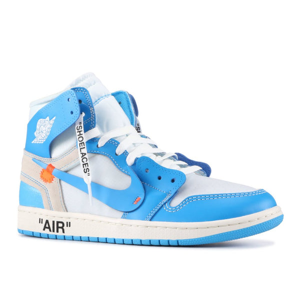"Nike - Air Jordan 1 ""Off White"" University Blue"