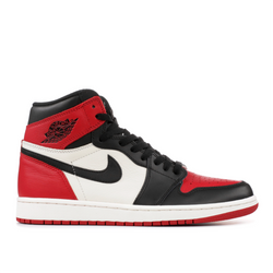 Nike Air Jordan 1 Retro High OG Bred Toe (BG)