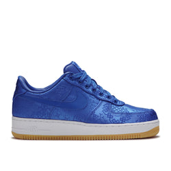 Nike Air Force 1 Low Clot Blue Silk