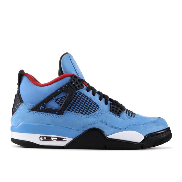 "NIKE - Air Jordan 4 Retro Travis Scott ""Cactus Jack"""