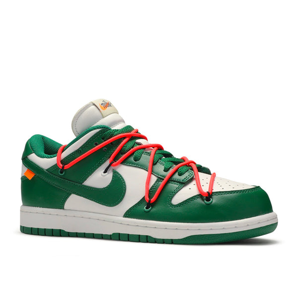 Nike - Dunk Low Off-White Pine Green