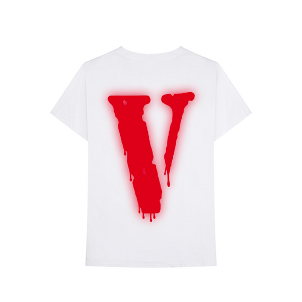 VLone x Nav Bad Habits Tee White