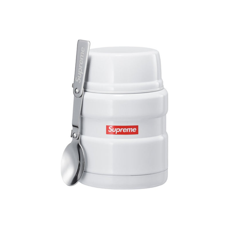Supreme/Thermos - Stainless King Food Jar/Spoon