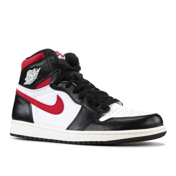 Nike Jordan 1 Retro High Black Gym Red