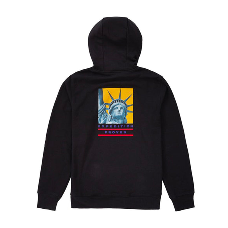 Supreme - The North Face Statue of Liberty Hooded Sweatshirt Black