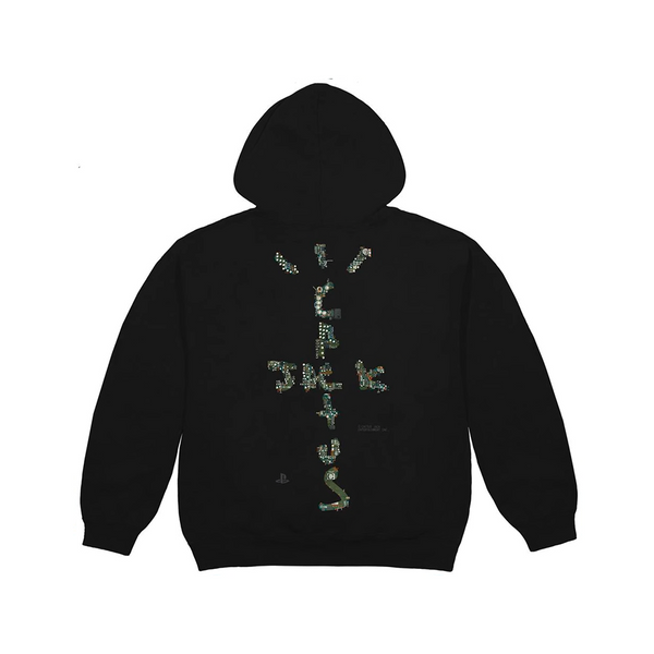 Travis Scott / Playstation - Motherboard Logo Hoodie